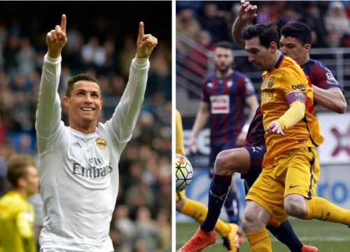 Quién es mejor futbolista Cristiano Ronaldo o Lionel Messi?...