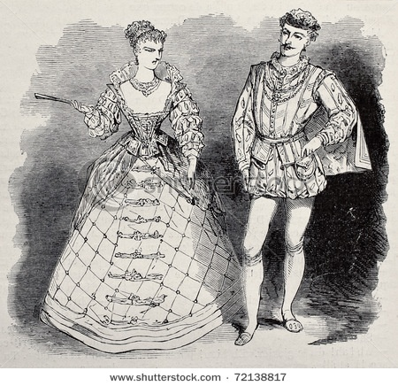 17th Century Aristocracy Gender Roles The Beginnings