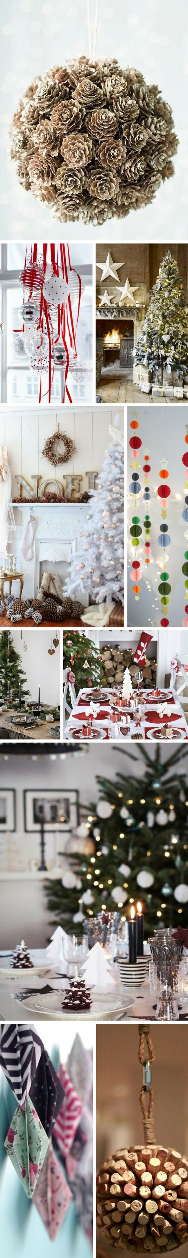 Top 25 best deco noel exterieur ideas on pinterest for Idee deco table noel