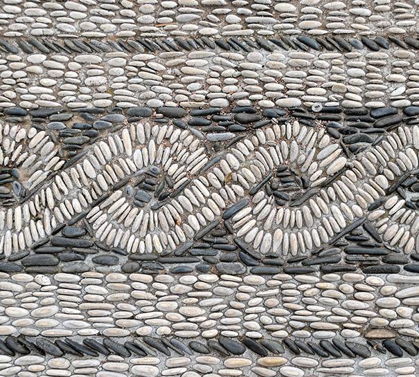 kiezel | via mozaiek utrecht