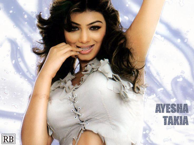 Fashion World Hot Bollywood Actress Ayesha Takia Wallpapers