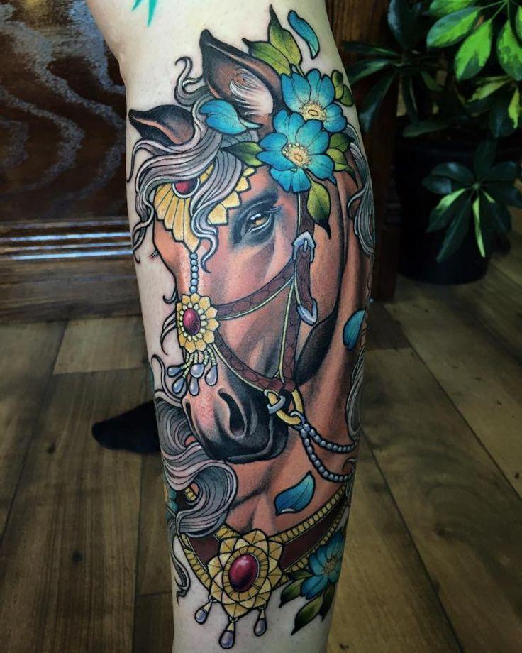 Sam Smith's horses are really elegant. | Tattoos ...