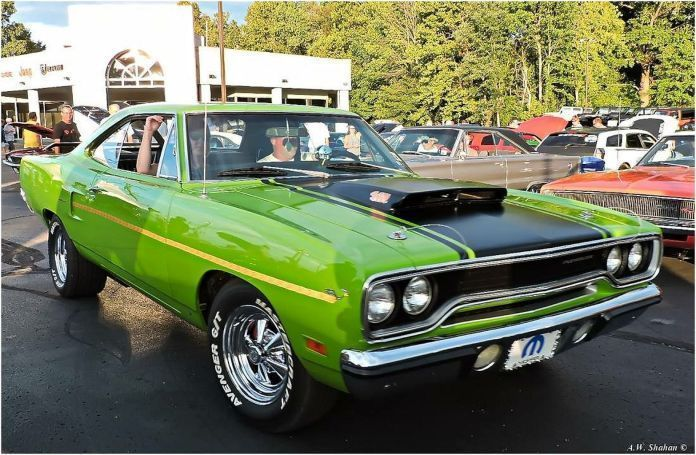 143 Mopar Muscle Cars Picture Plymouth Has Proved Competitive In