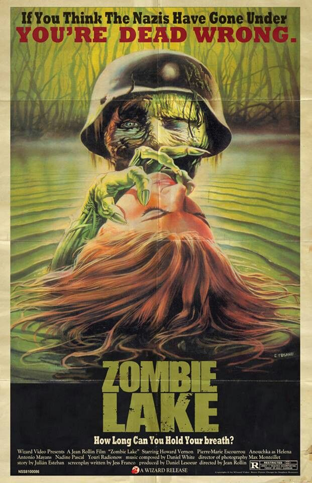 Posters for zombie movies