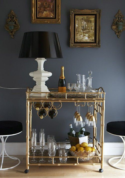 Bar cart love