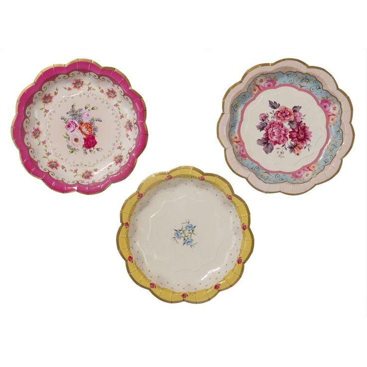 12 Paper Plates 3 Design | Hobbycraft