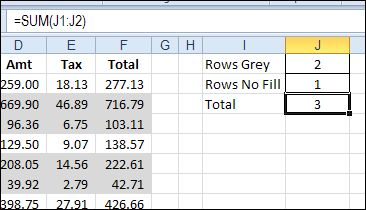 how to create collapsible rows in excel