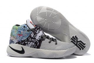 big sale 28570 f3ab1 Attractive Nike Kyrie 2 Effect Multi-Color Black-Sail 819583-901 Men s  Basketball Shoes
