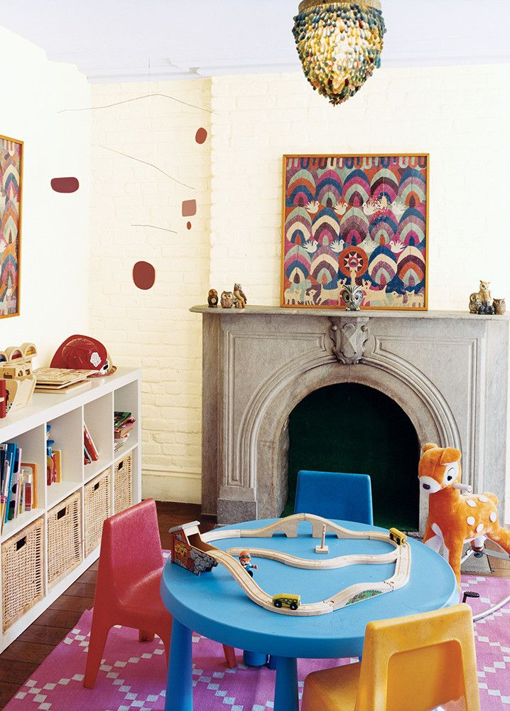 See more images from fawn galli her brilliant brooklyn brownstone transformation on domino.com