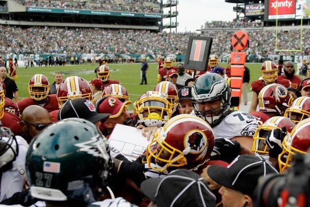Eagles vs. Redskins: Complete Week 16 Preview for Washington
