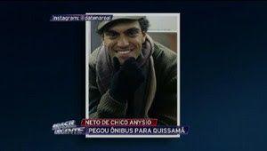 Galdino Saquarema Noticia: Noticias sobre Rian Brito o neto de Chico Anysio d...