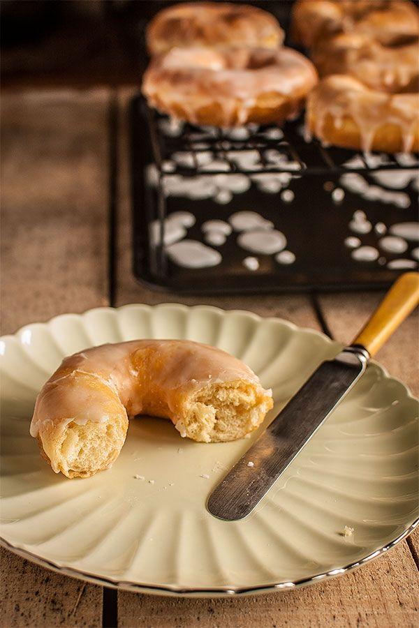 Receta de donuts clásicos