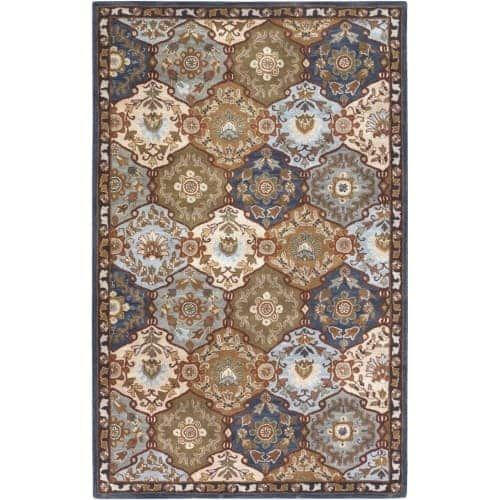 Surya CAE1032-811 Caesar 8' x 11' Rectangle Wool Hand Tufted Traditional Area Ru