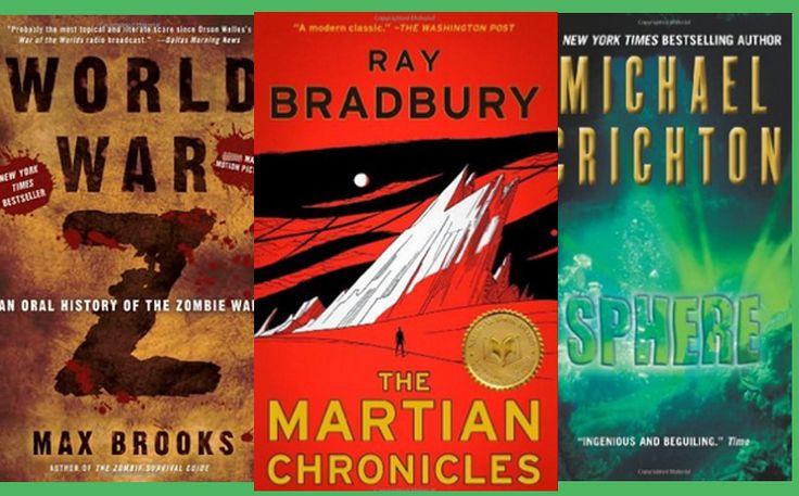 Top 50 Best Sci-Fi Books to Read