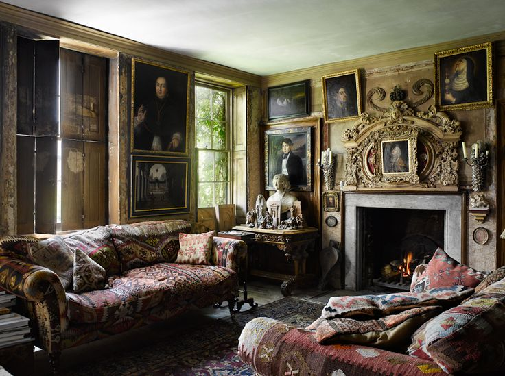 233 best images about english eclectic style aesthetes for Interior design english style