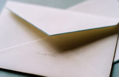 Wedding Etiquette: How to Address Your Envelopes