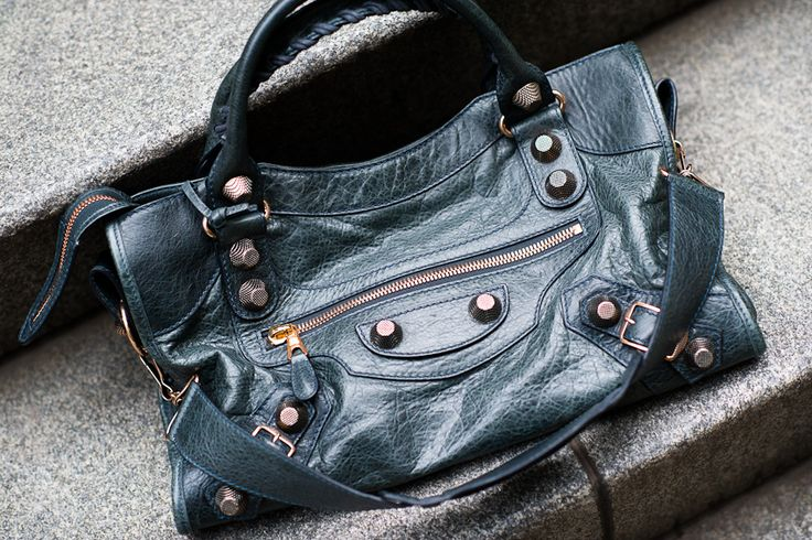 balenciaga giant city in anthracite with RGGH