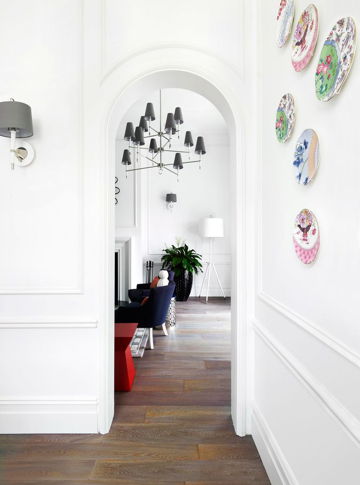 The Next Big Interior Design Trend: Wall Mouldings | HOMES