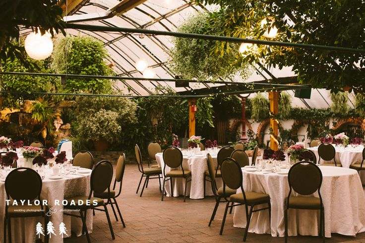 Unique wedding venues in Ontario Canada    Gardens and Green House Wedding Venue - Madsen's Gardens Newmarket Ontario Canada. - http://www.madsens.ca/      Photography by Taylor Roades - http://www.taylorroades.com