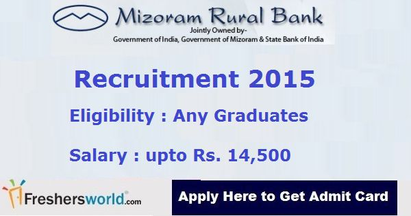 More Details Here : http://www.freshersworld.com/jobs/mizoram-rural-bank-recruitment-for-officer-in-junior-management-scale-i-cadre-and-office-assistant-multipurpose-in-mizoram-115996?src=FW-FB