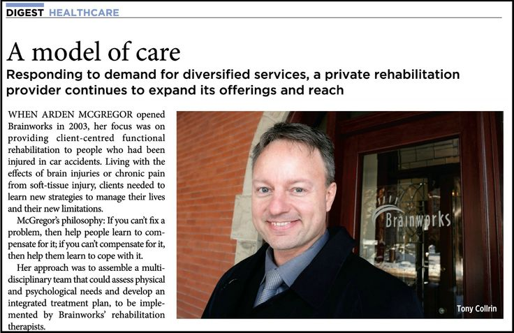 A model of care | London Business Magazine featured Brainworks in their January 2014 issue. Check out Kym Wolfe's article here!