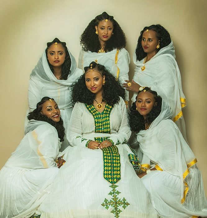 Ethiopian Bride 53