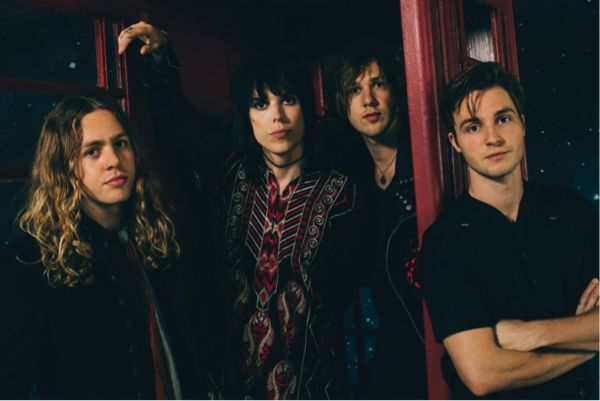 The Struts release New Music and Schedule Tour Dates this Fall with the Foo Fighters: #foofighters #foo #thestruts