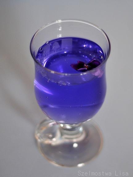 violet juice