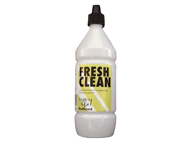 Radboud Fresh Clean biologische shampoo