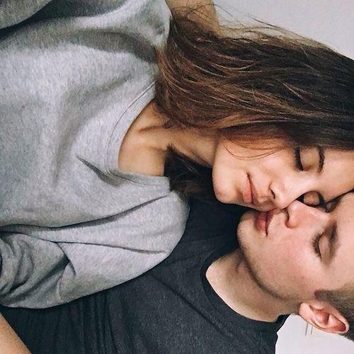 teenage hot couple photo