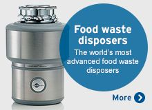 InSinkErator Australia - Enhance Your Life In and Around the Kitchen  Food waste disposers make life in the kitchen easier and offer an environmentally responsible solution.