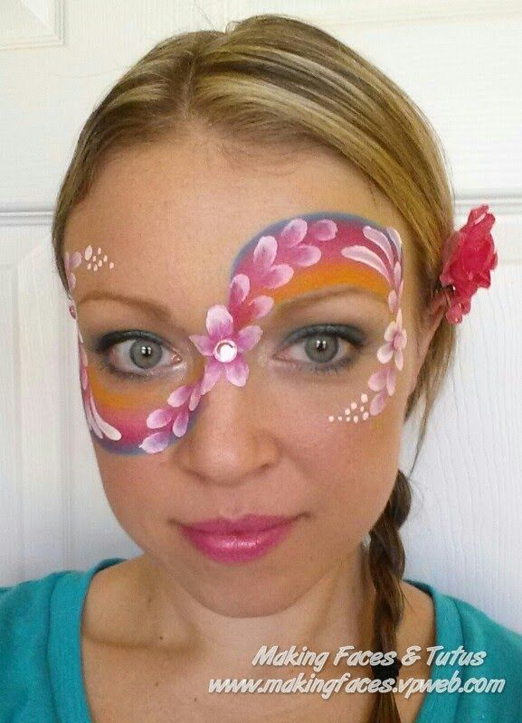 25 best ideas about face painting tutorials on pinterest