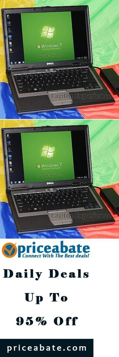 #Priceabate DELL LAPTOP LATiTUDE DUAL 1.60 GHz 1.5 GB WIN 7 CDRW DVD WiFi NOTEBOOK COMPUTER - Buy This Item Now For Only: $129.88