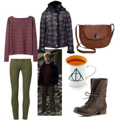 harry potter ron deathly hallows