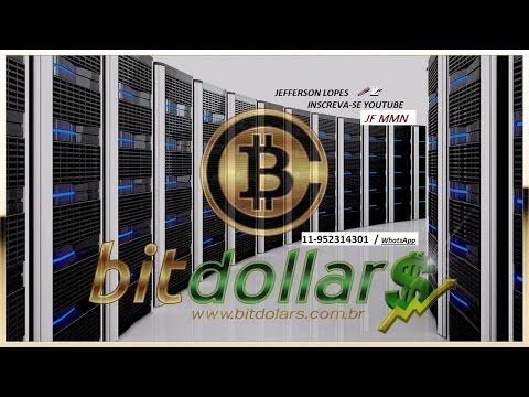 Promoção 💥 Bitdollar por tempo limitado até 04/11