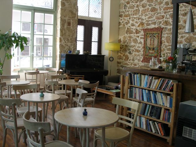 Causy tea spots in Athens