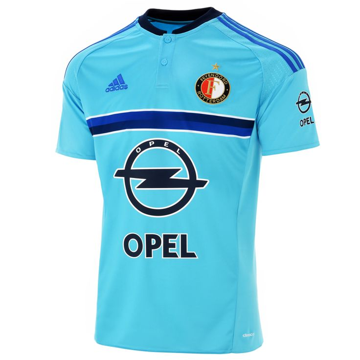 Feyenoord uitshirt 2017