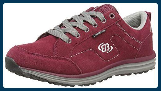Bruetting Release, Sneakers Basses Femme, Gris (Grau/Pink), 41 EUBrütting