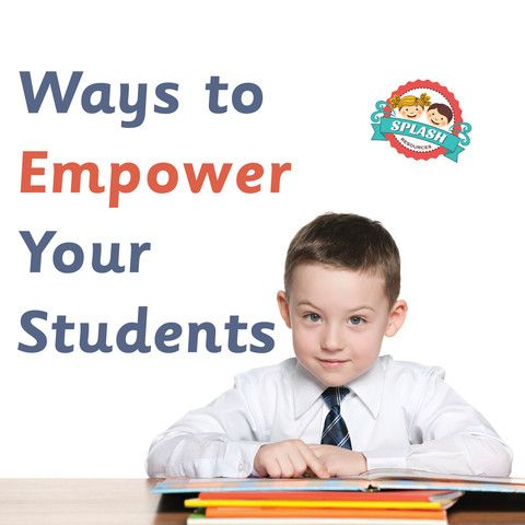 Empowering your students to take control of their own point-of-view, as well as help them understand what a mature perspective is, is arguably some of the mos