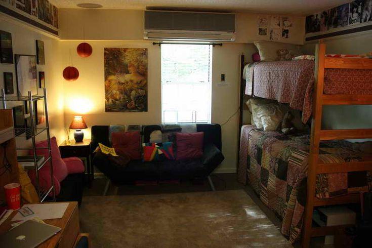 Small Dorm Room Setup Ideas College Decor Savings