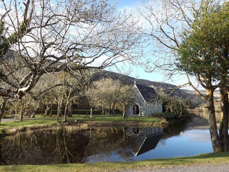 Gougane Barra, County Cork, Irland