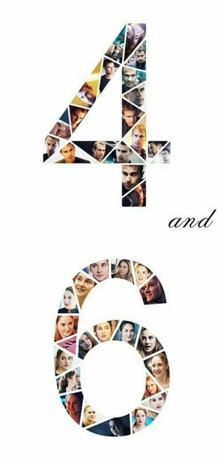 Four and Six/Tobias and Tris #Fourtris                                                                                                                                                     Más