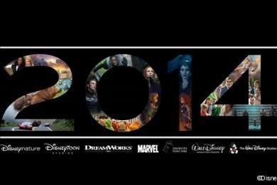Walt Disney Studios Announces Slate of 2014 Movie Release Dates