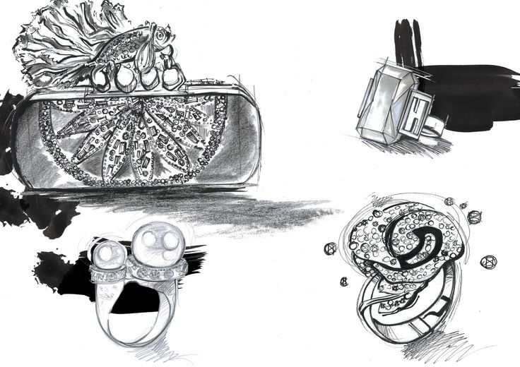 my jewelry illustration!