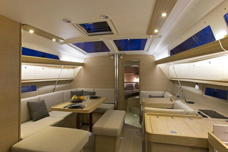 Dufour yachts 410 interior