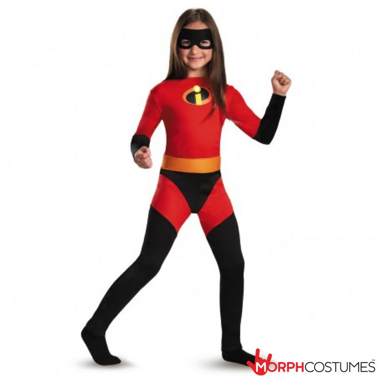 Girls Fancy Dress Costumes: Climb into this The Incredibles - Violet Kids Costume and show the world that you're a superhero and don't have to take nonsense from anyone.