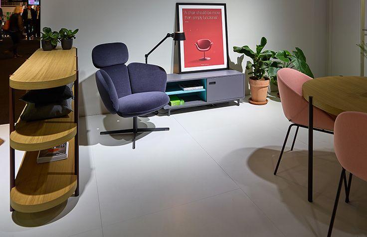 Dit kleurrijke en moderne interieur en nog veel meer shopt u bij van