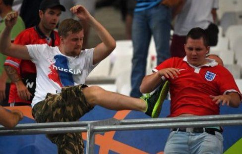 Thinking of going to the World Cup in Russia 2018? Heres the welcoming committee.