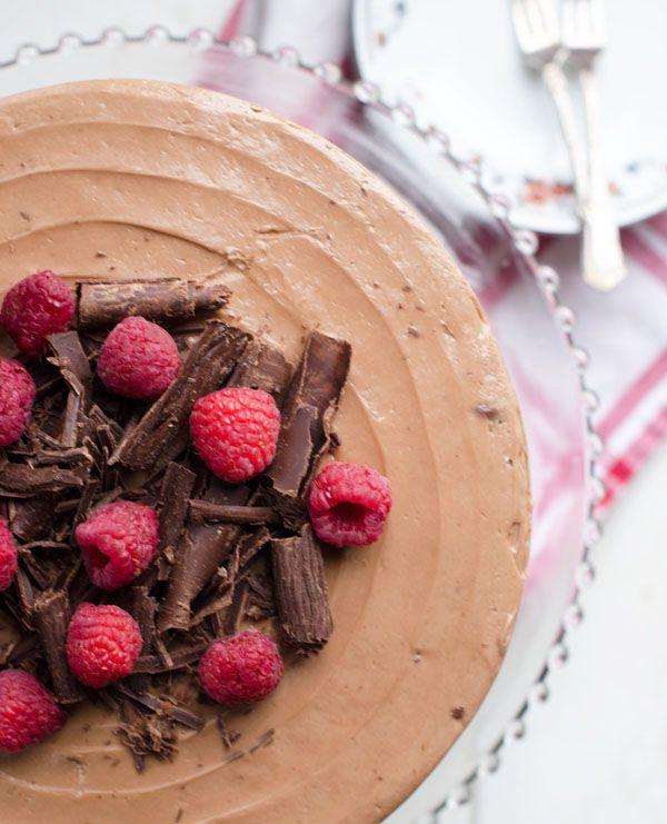 Nutella Birthday Cake - The Cake Merchant