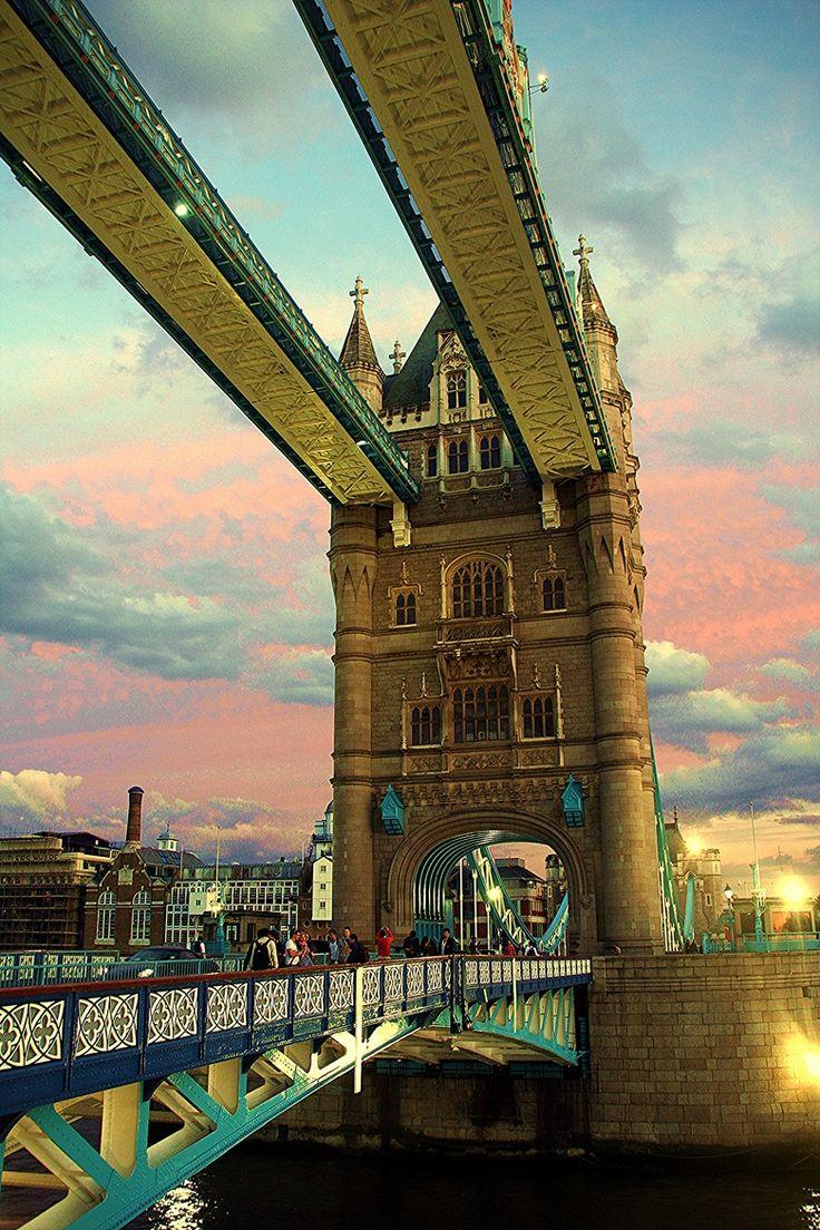 Puente de Torre, Londres, Inglaterra